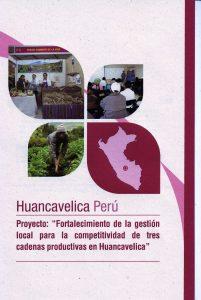 Proyecto: «Fortalecimiento de la gestión local para la competitividad de tres cadenas productivas en Huancavelica