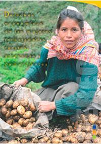 Derechos económicos de las mujeres trabajadoras rurales, artesanas y comerciantes