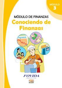 Módulo 3: Módulo de finanzas-Conocimiento de finanzas