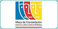 MCLP Mesa de Concertación para la Lucha Contra la Pobreza