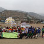 INFOVIDA | Feria y pasacalle ambiental: Vecinos/as de San Juan de Miraflores se suman al compromiso frente al cambio climático