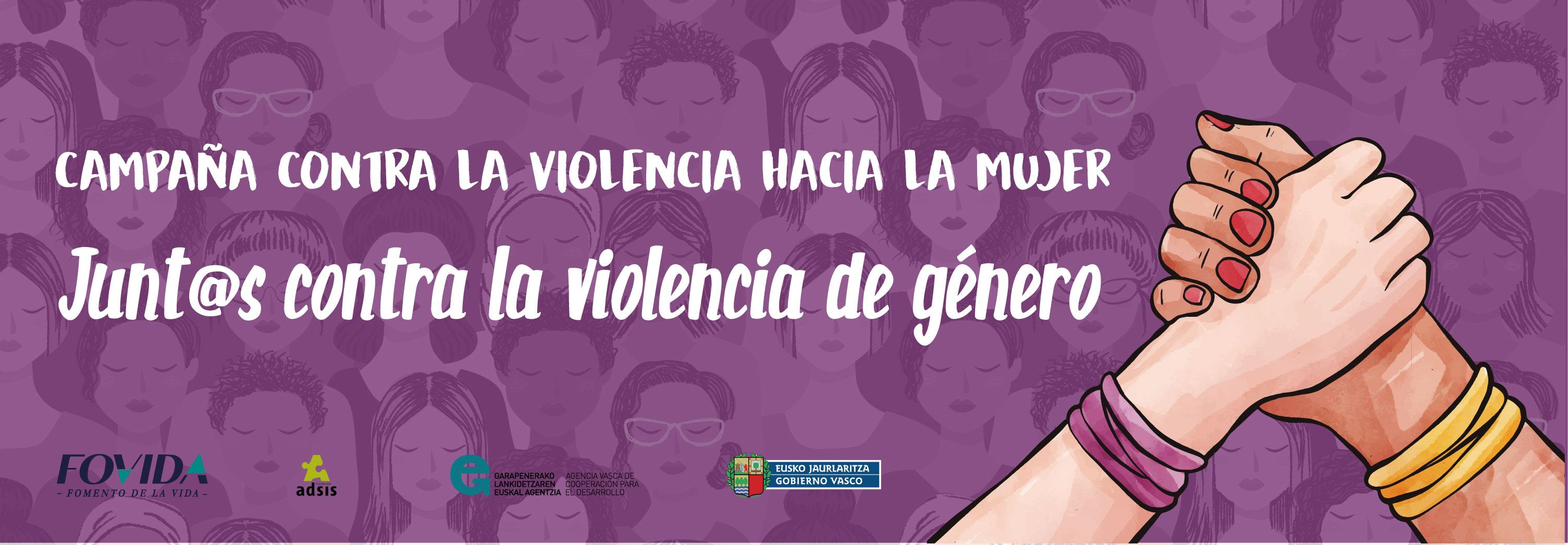 Junt@s contra la violencia de género
