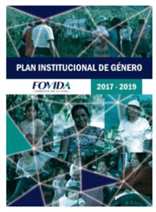Plan institucional de género