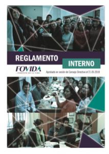 Reglamento interno institucional