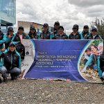 INFOVIDA | Productores/as de Jauja y Tayacaja se graduaron como promotores/as agroecológicos/as