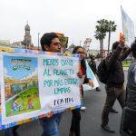 INFOVIDA | Peruanos/as se suman a la Marcha Global por el Clima