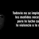 INFOVIDA | Todavía no se implementan las medidas necesarias  para la lucha contra la violencia a la mujer
