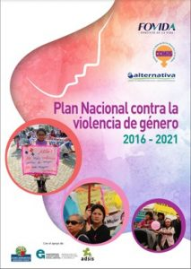 Plan nacional contra la violencia de género 2016-2021