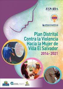 Plan distrital contra la violencia hacia la mujer de Villa El Salvador