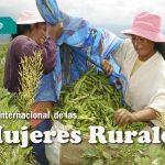 INFOVIDA | Mujeres rurales: resiliencia e impactos en tiempo de pandemia