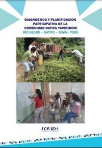 Plan comunal de Yavirironi