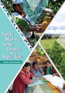 Agenda de Mujer y cambio climático de la región Junín