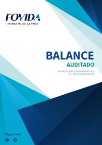 Balance auditado 2019