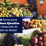 Instalan Mesa Ejecutiva para el Desarrollo de Mercados de Abasto