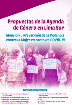 Agenda violencia de género