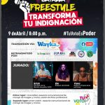 """Batalla de """"Batalla de Freestyle"""" #TuVotoEsPoder"""