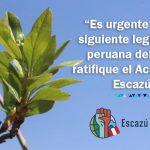 Acuerdo de Escazú entró en vigor desde hoy, en el Día de la Tierra