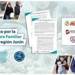 Firman pacto para defender la Agricultura Familiar en la región Junín