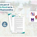 Candidatos al congreso firman pacto para garantizar el desarrollo rural en Huancavelica