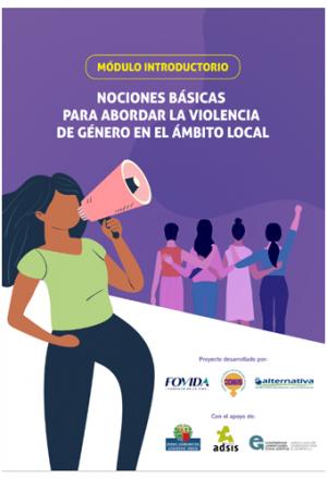 Nociones básicas para abordar la violencia de género en el ámbito local